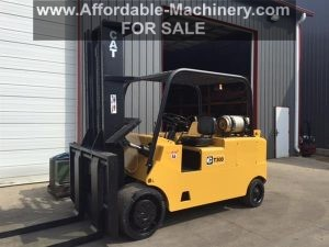 Affordable Machinery | Used Large Capacity Forklifts For Sale (Fork