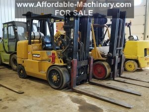 Affordable Machinery | Used Forklifts Up To 30,000lbs Capacity